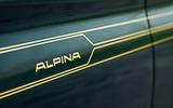 Alpina B5 BiTurbo saloon decals