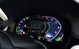Alpina B7 2019 first drive review - navigation