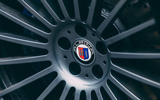 7 Alpina XB7 2021 UK first drive review alloy wheels