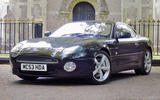 Aston Martin DB7 GTA - front