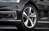 Audi A8 60 TFSIe 2020 UK first drive review - alloy wheels