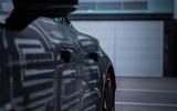 Audi RS E-tron GT 2021 prototype drive - door handles