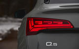 7 Audi Q5 Sportback 2021 first drive review rear lights