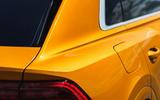 7 Audi Q8 TFSI e 2021 uk FD rear shutlines