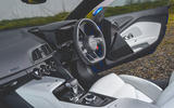 Audi R8 2019 UK first drive review - dashboard