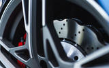 Audi R8 RWD 2020 UK first drive review - brake discs