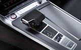 Audi RS6 Avant 2019 first drive review - centre console