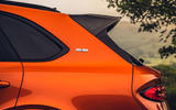 Bentley Bentayga 2020 UK first drive review - rear three quarters