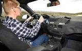 BMW 1 Series 2019 prototype drive - James Attwood driving