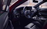 BMW M5 2020 - interior