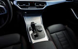 BMW 3 Series 320d Sport Line 2019 first drive review - centre console