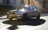 BMW 3 Series 330e hybrid 2019 first drive review - static