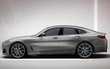BMW 4 Series Gran Coupe render 2020 - static side