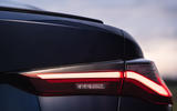 BMW 420i Coupe 2020 UK first drive review - rear lights