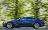 BMW 6 Series - hero side