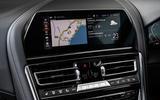 BMW 840d 2019 first drive review - infotainment