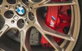 7 BMW M5 CS 2021 UK FD brake calipers