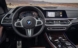 BMW X5 2019 first drive review steering wheel