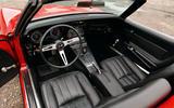 Chevrolet Corvette C3 - interior