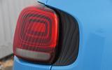Citroen C3 Aircross Flair Puretech 130 long-term review - rear lights
