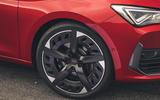 7 Cupra Leon Estate 2021 UK FD alloy wheels