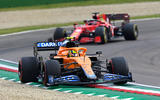 7 F1 Emilio romagnia 2021 talking points Norris