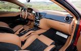 Ferrari 599 - interior