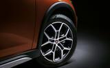 Fiat Tipo Cross - wheel