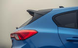 7 Ford Focus ST Edition 2021 UK FD rear spoiler