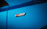 Ford Focus ST-Line 182PS 2018 UK first drive review - ST line badge