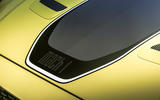 7 Ford Mustang Mach 1 2021 UK first drive review bonnet