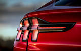 7 Ford Mustang Mach E 2021 UK first drive review rear lights