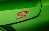 Ford Puma ST 2020 UK first drive review - rear badge