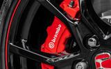 Honda Civic Type R 2020 UK first drive review - brembo brakes