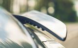 7 Honda Civic Type R Sportsline 2021 UK FD spoiler angle