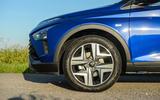 7 Hyundai Bayon 2021 UK FD alloy wheels