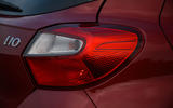 Hyundai i10 2020 first drive review - rear lights