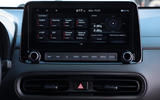 7 Hyundai Kona N 2021 UK LHD FD infotainment