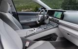 Hyundai Nexo 2019 first drive review cabin
