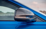 Jaguar XE SV Project 8 Touring 2019 UK first drive review - wing mirrors