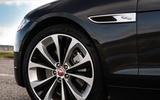 7 Jaguar XF Sportbrake 2021 UK first drive review alloy wheels
