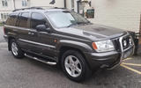 Jeep Grand Cherokee - front