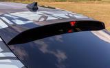 Kia Proceed GT 2018 prototype drive spoiler
