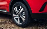 7 Kia Sorento PHEV 2021 UK first drive review alloy wheels