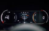Kia Soul EV 2020 UK first drive review - instruments