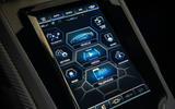 Lamborghini Huracan EVO RWD 2020 UK first drive review - infotainment