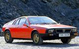 Lancia Beta Montecarlo - static front