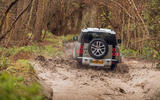 Land Rover Defender 110 2020 UK first drive review - offroad wade