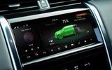 7 Land Rover Discovery P300e 2021 UK FD hybrid modes