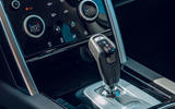 Land Rover Discovery Sport 2019 first drive review - gearstick